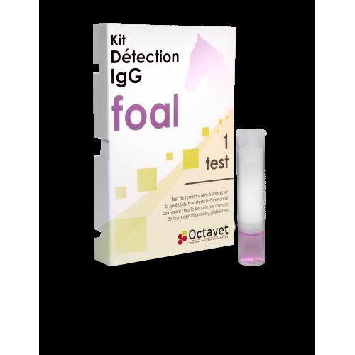 Kit IgG Foal - Individual test