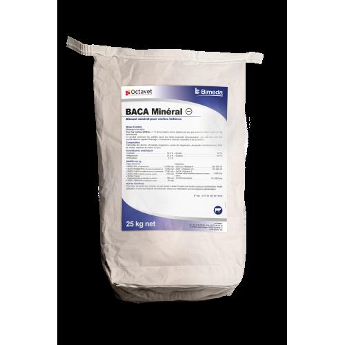BACA Minéral - 25 kg Bag