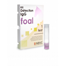 Kit IgG Foal à l'unité
