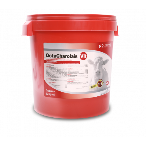 OctaCharolais Vit 20 kg