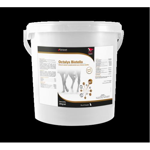 Octalys Biotella - Seau de 20 kg