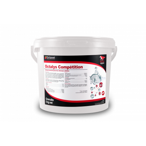 Octalys Competition - a 5 kg bucket