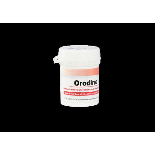 Orodine 25 tablets